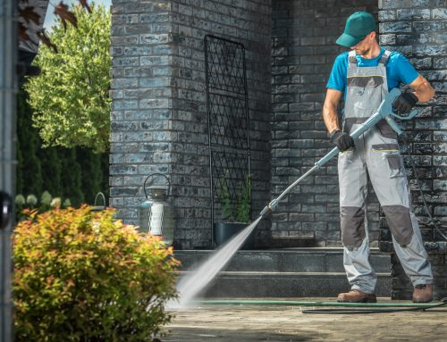6 Tips For Pressure Washing Your Driveway