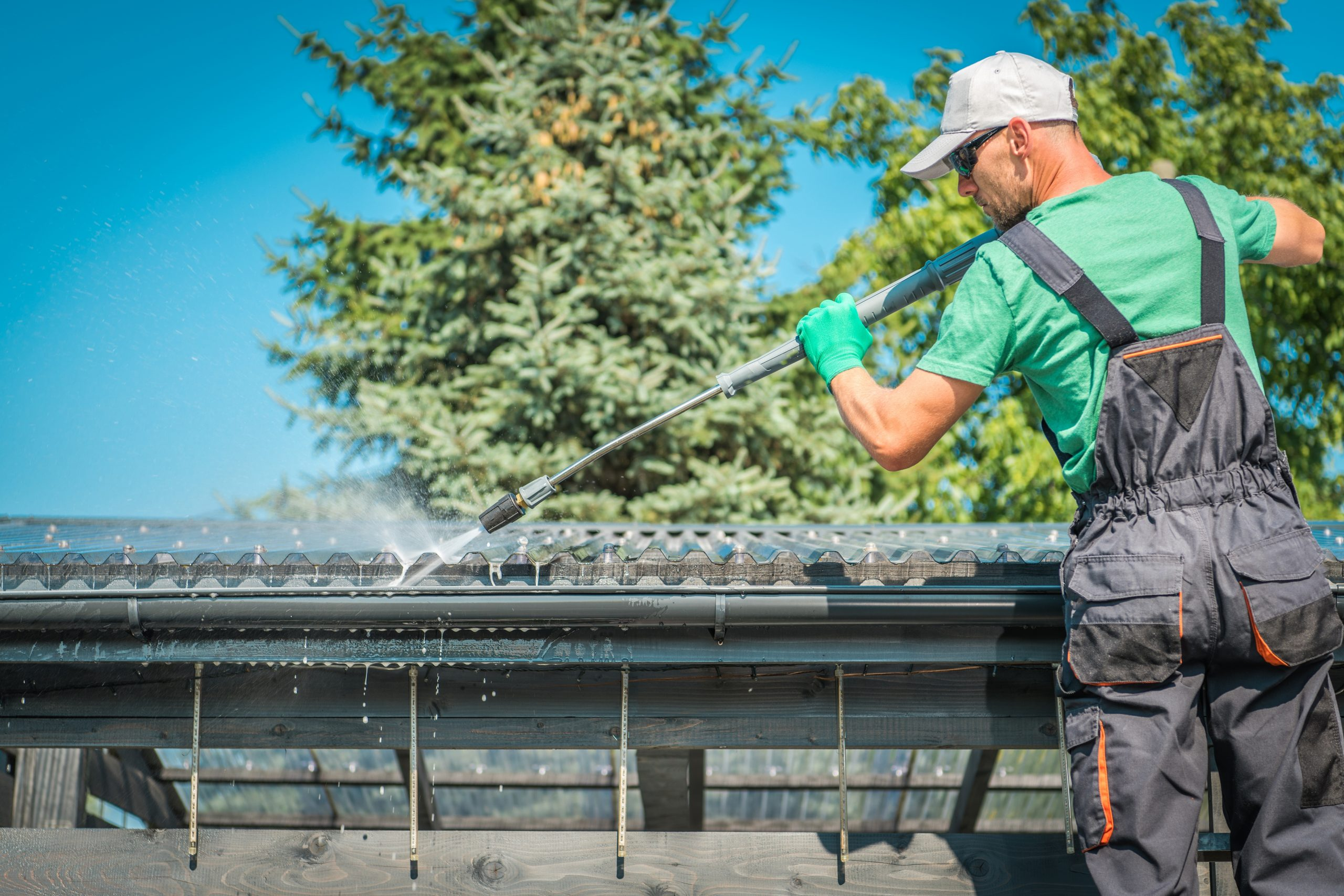 Gutter Cleaning - How To Guide